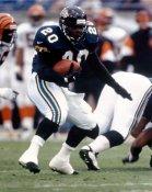 Natrone Means Jacksonville Jaguars 8X10 photo