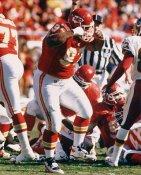 Dan Salaemua Kansas City Chiefs 8X10 Photo