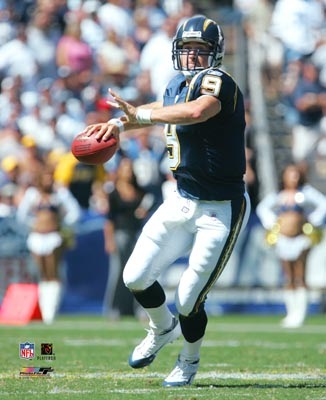 Drew Brees LIMITED STOCK San Diego Chargers 8X10 Photo