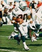 Bernie Parmalee Miami Dolphins 8X10 Photo