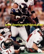John Randle Minnesota Vikings LIMITED STOCK 8X10 Photo