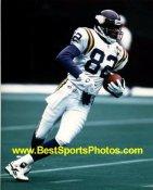 Qadry Ismail Minnesota Vikings 8X10 Photo