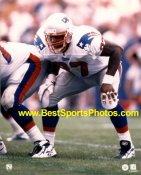 Ben Coates New England Patriots 8X10