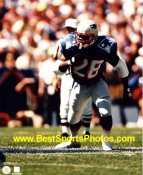 Curtis Martin New England Patriots 8X10