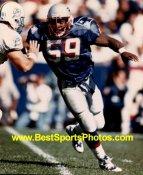 Vincent Brown New England Patriots 8X10
