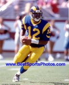 Tony Banks St. Louis Rams 8X10 Photo (bestsportsphoto.com will not be on your photo)