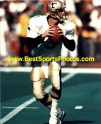 Bobby Hebert LIMITED STOCK New Orleans Saints 8X10 Photo