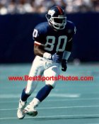 Chris Calloway New York Giants 8X10