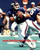 Jeff Hostetler New York Giants 8X10
