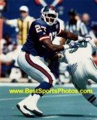 Rodney Hampton New York Giants 8X10