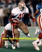William Floyd San Francisco 49ers 8X10