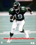 Keyshawn Johnson New York Jets 8X10