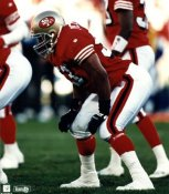 Anthony Peterson San Francisco 49ers 8X10