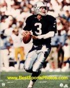 Jeff George Oakland Raiders 8X10