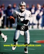 Jeff Hostetler Oakland Raiders 8X10