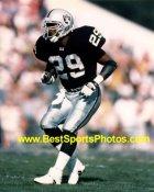 Pat Bates Oakland Raiders 8X10