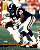 Natrone Means San Diego Chargers 8X10 photo