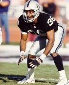 Terry McDaniel Oakland Raiders 8X10
