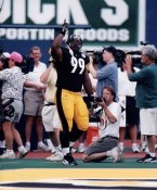 Levon Kirkland Pittsburgh Steelers 8x10  LIMITED STOCK