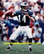 Ty Detmer Philadelphia Eagles 8X10