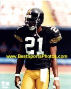 Deon Figures Pittsburgh Steelers 8x10