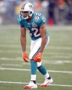 Bryan Gilmore Miami Dolphins 8X10 Photo