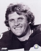 Gerry Moon Mullins 1 Gerry Mullins Pittsburgh Steelers BW 8x10 Photo LIMITED STOCK -
