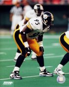 Greg Lloyd 4 Pittsburgh Steelers 8x10 Photo  LIMITED STOCK -