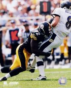 Jason Gildon Pittsburgh Steelers 8x10 Photo
