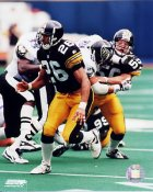 Rod Woodson 1 Pittsburgh Steelers 8x10 Photo   LIMITED STOCK -