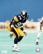 Greg Lloyd 5 Pittsburgh Steelers 8x10 Photo