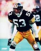 Brian Hinkle LIMITED STOCK Pittsburgh Steelers 8x10 Photo