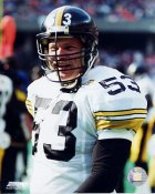 Brian Hinkle 2 Pittsburgh Steelers 8x10 Photo