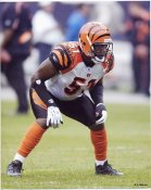 Odell Thurman Cincinnati Bengals 8X10 Photo