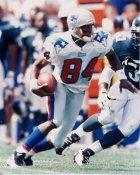 Shawn Jefferson New England Patriots 8X10