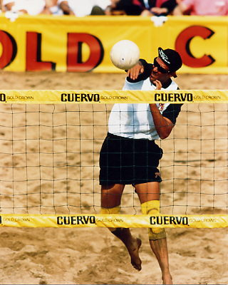 Mike Dodd 2 8X10 Volleyball Photo