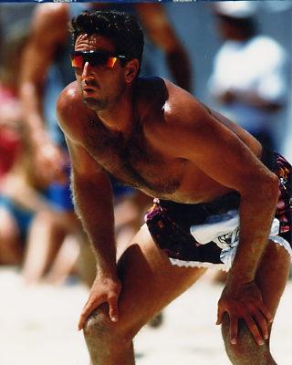 Scott Ayakatubby 8X10 Volleyball Photo