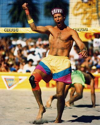 Singin Smith 8X10 Volleyball Photo