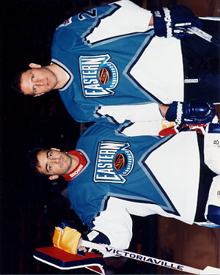 Vanbiesbroude and Kudelski All-Stars 8x10 Photos