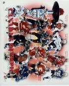 Forwards of Canada NHL Olympic 8x10 Photos