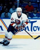Patrick Flatley New York  Islanders 8x10