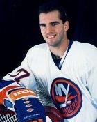 Pierre Turgeon New York  Islanders 8x10 LIMITED STOCK