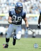 Grant Wistrom Seattle Seahawks 8X10 Photo