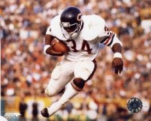 Walter Payton Chicago Bears SATIN 8X10 Photo