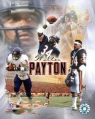 Walter Payton Chicago Bears Legends SATIN 8x10 Photo