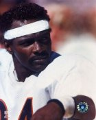 Walter Payton Chicago Bears Close-up Photo