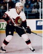 Steve Duchesne Ottawa Senators 8x10 photo