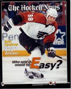 Eric Lindros Hockey News Philadelphia Flyers 8x10 photo