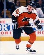 Sean Podin Philadelphia Flyers 8x10 photo