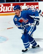 Adam Foote Quebec Nordiques 8x10 Photo